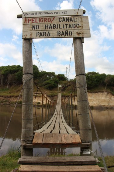 Puente del Canal Andreoni