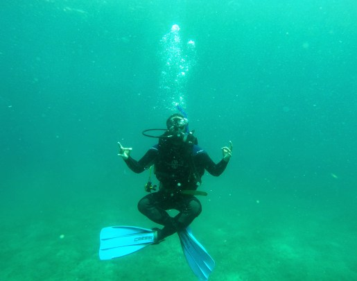 Buceo 1