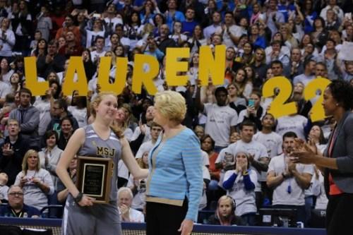 Θρήνος! Πέθανε η αθλήτρια Λόρεν Χιλ από σπάνια μορφή καρκίνου στον εγκέφαλο!