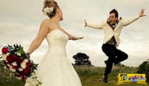 Ποιο γάμο επιλέγουν οι Έλληνες: Πολιτικό ή θρησκευτικό;
