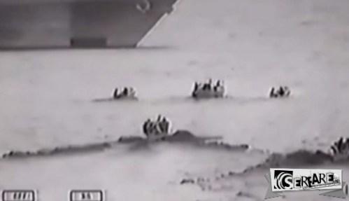 Σομαλοί πειρατές νομίζουν πολεμικό πλοίο για εμπορικό και ακολουθεί… κόλαση!
