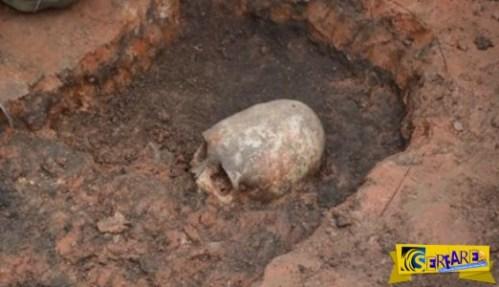 Κρανίο σε σχήμα… ΕΤ, πονοκεφαλιάζει τους αρχαιολόγους στη Ρωσία!