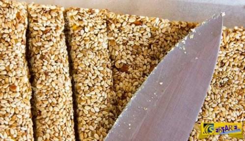 Παστέλι: Μια ελληνική συνταγή 6.000 ετών. Mειώνει τα τριγλυκερίδια και προστατεύει από πολλές ασθένειες!