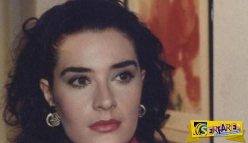 Tάνια Καψάλη: Η «Τατιάνα Δράκου» σε σπάνια έξοδο!