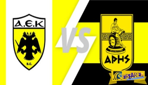 AEK – Aris Live Streaming
