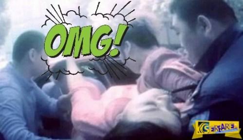 Ένα αστείο που κατέληξε σε εφιάλτη: Πέταξαν τη νύφη στον αέρα και κατέληξε σε κωματώδη κατάσταση!