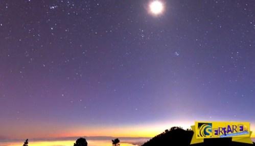 Ένας άνθρωπος βιντεοσκοπούσε τον ουρανό για 7 ημέρες – Αυτό που κατέγραψε θα σας κόψει την ανάσα!