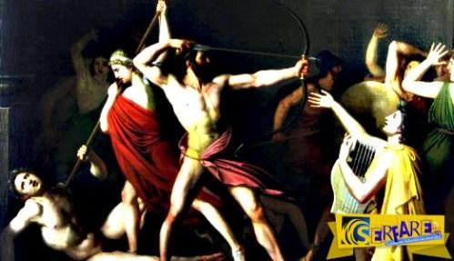 Πρόκειται τελικά για πραγματικό γεγονός; Βρήκαν την… ημερομηνία που σκότωσε ο Οδυσσέας τους Μνηστήρες!