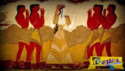Η ζωή στη μινωική Κρήτη σε ένα υπέροχο βίντεο!