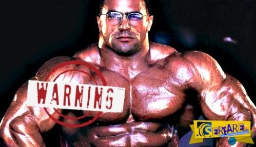 Oι πιο φρικώδεις bodybuilder όλων των εποχών!