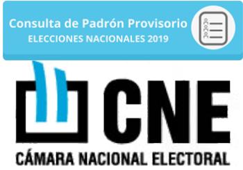Consulta del Padrón Electoral