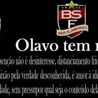 Olavo tem razão! - Editorial sobre a eleição do Flamengo