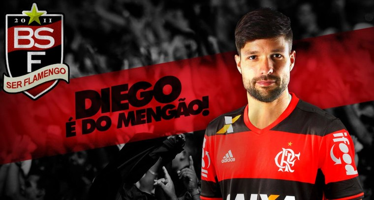 Diego é do mengão