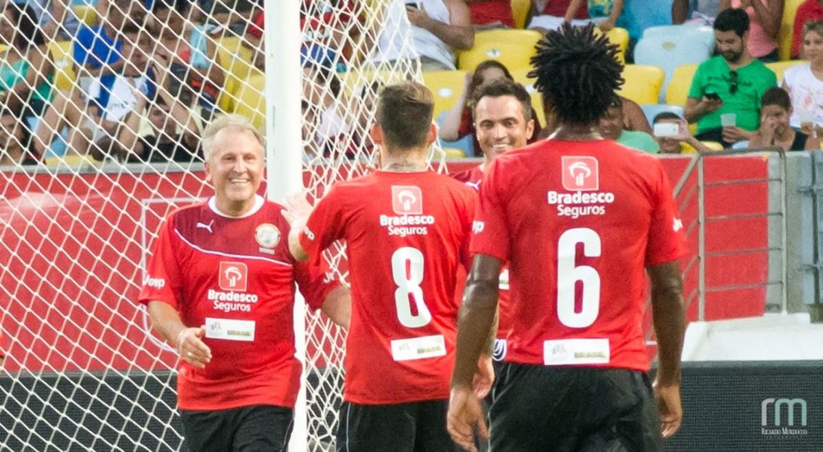 A história do Jogo das Estrelas, maior evento beneficente do Brasil