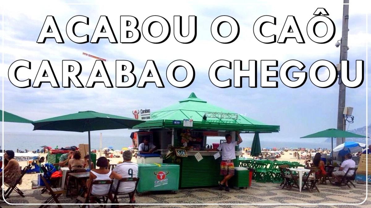 Carabao chega ao carnaval do Rio de Janeiro