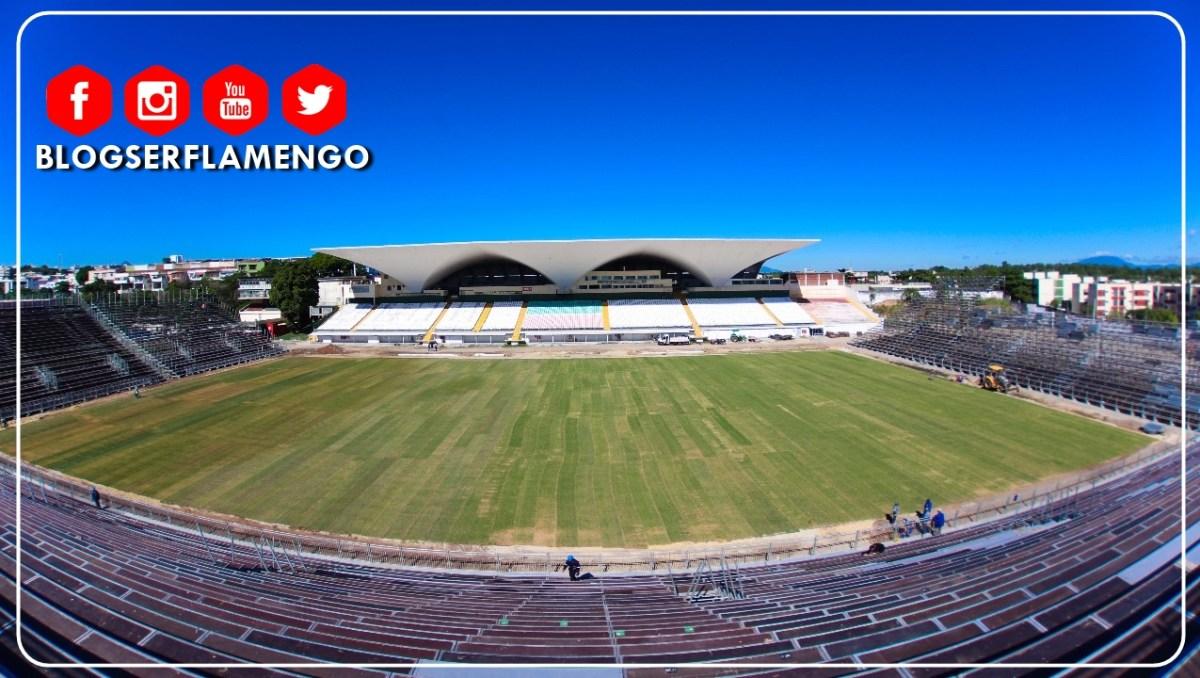 Portuguesa pede que moradores façam cadastro para jogos do Flamengo na Ilha