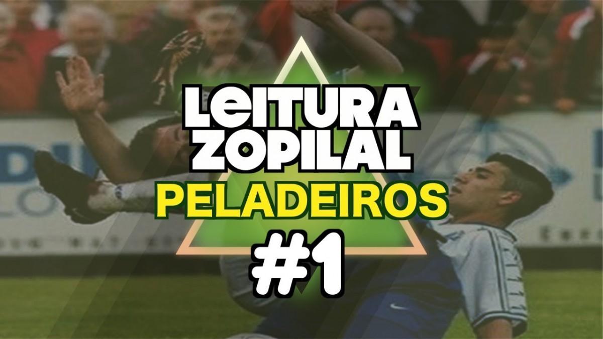LEITURA ZOPILAL PELADEIROS #1 (Merengadas Caseiras)