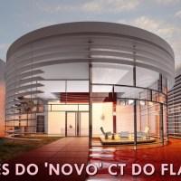 Saiba detalhes do 'Novo' CT do Flamengo - Imagem exclusiva