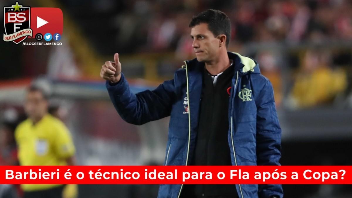 MESA RUBRO-NEGRA #15 - Barbieri é o técnico ideal para o Fla após a Copa?
