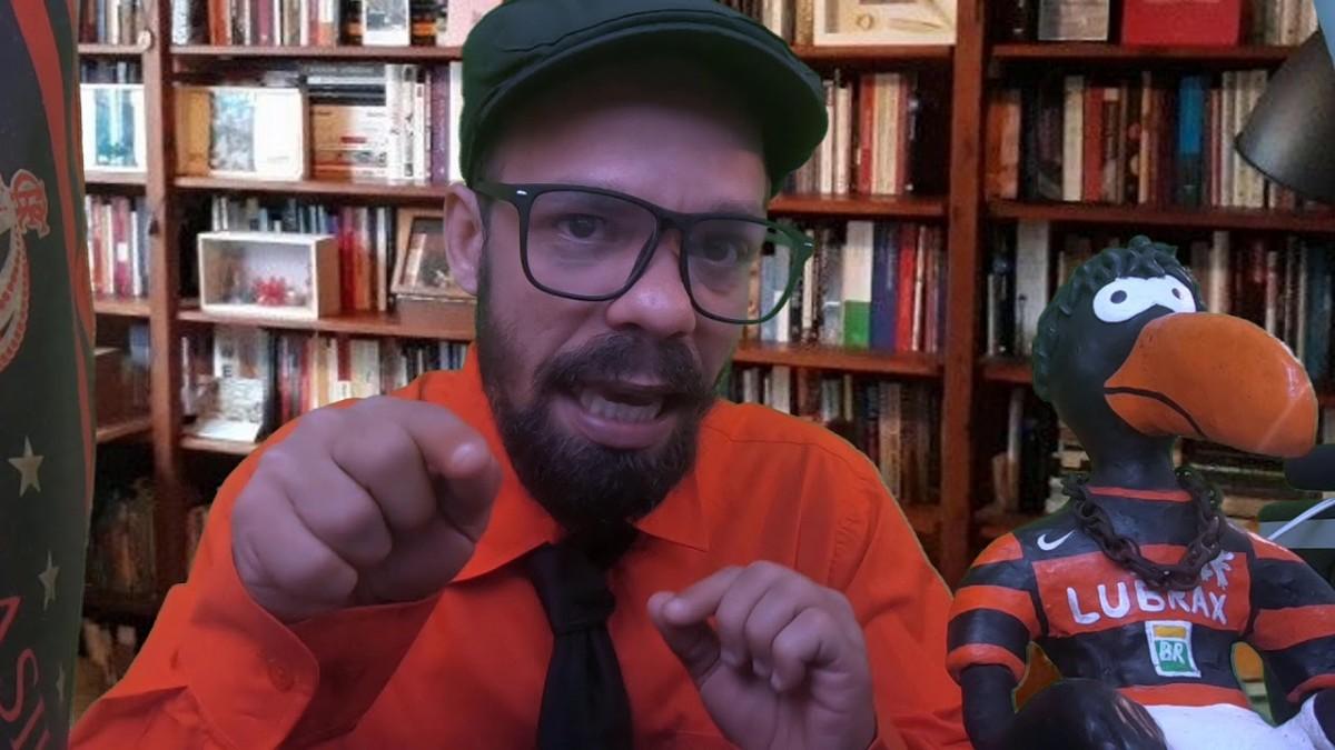 """Militante Rubro-Negro tá pistola com a Copa do Mundo: """"É um boicote ao Flamengo"""""""