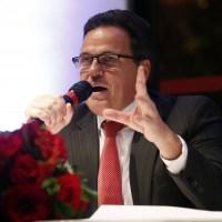 Rodrigo Dunshee, um tradicional e vaidoso dirigente do Flamengo