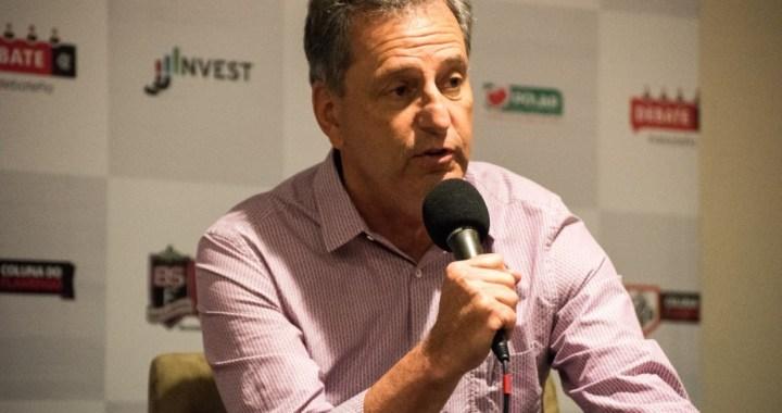 Maioria da torcida reprova vice-presidentes de Rodolfo Landim