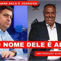 """O NOME DELE É ALTAIR - PARÓDIA """"O NOME DELA É JENNIFER"""" - GABRIEL DINIZ"""