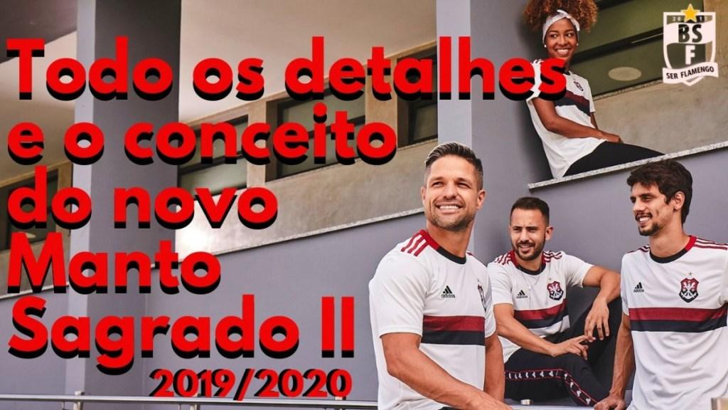TODOS OS DETALHES E O CONCEITO POR TRÁS DO NOVO MANTO SAGRADO 2