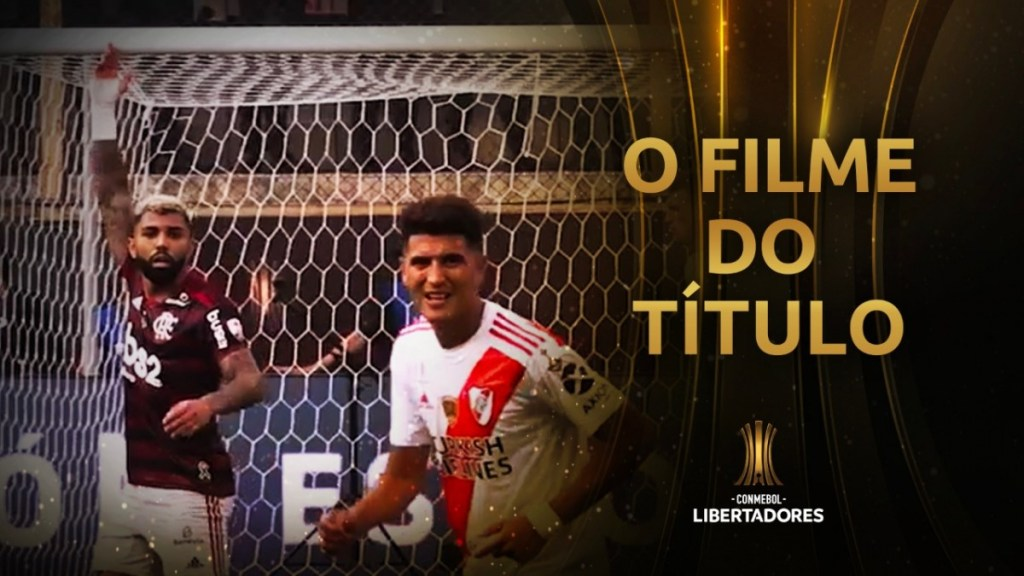 FILME DO TÍTULO: Nesta quinta, 28.11.19, 20 horas, no canal da @LibertadoresBR