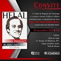 Biografia sobre o ex-presidente George Helal será lançada na Gávea nesta segunda
