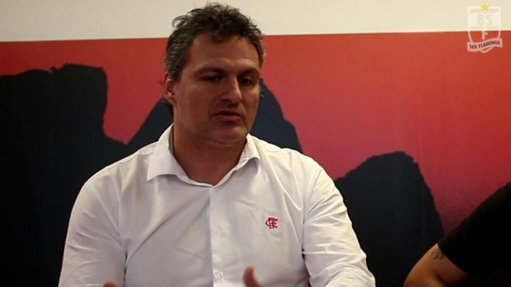 """Exclusivo: Bruno Spindel: """"A gente espera que haja coerência do Tite. Ele já esteve do outro lado"""""""