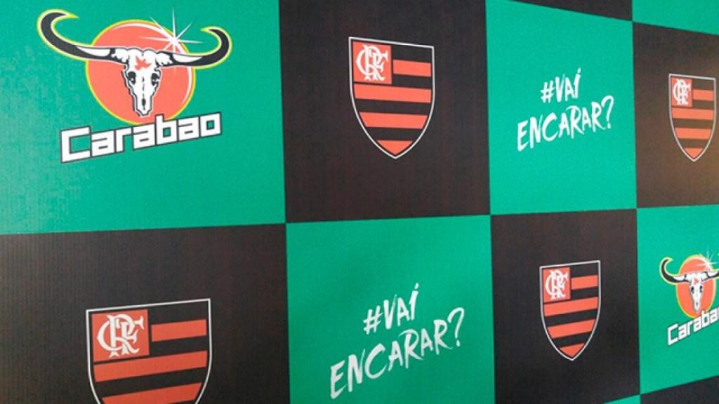 Carabao ainda mantém divida com o Flamengo
