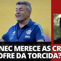 Domènec supera lesões, surto de Covid e convocações para colocar o Flamengo novamente em 'oto patamar'