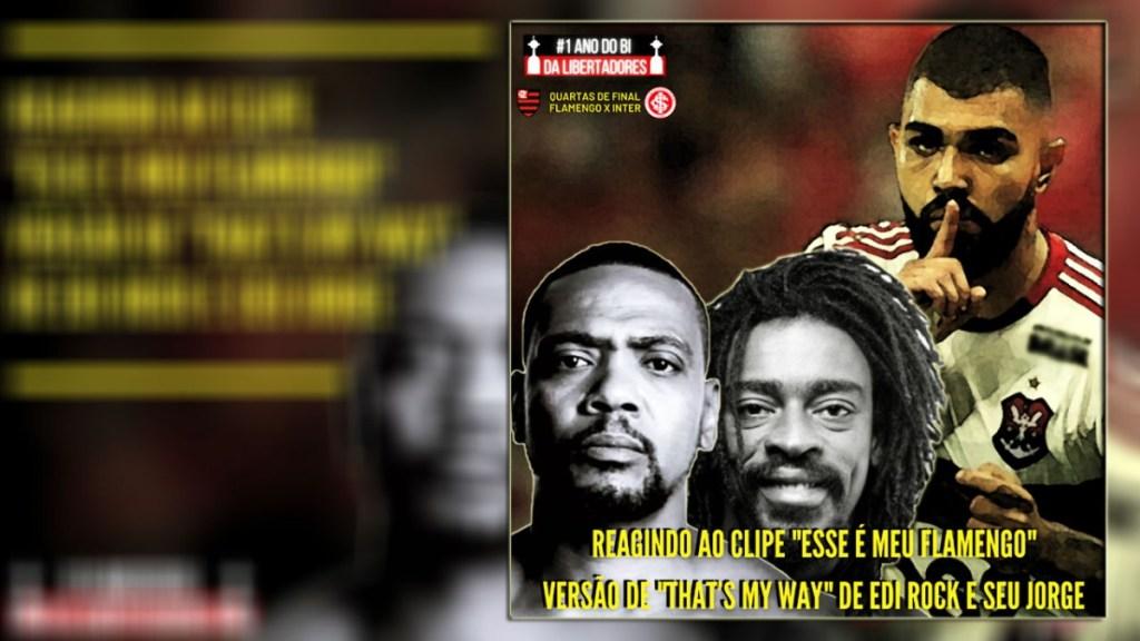 """OUÇA: #1AnoDoBi – REAGINDO AO CLIPE """"ESSE É MEU FLAMENGO"""". EP.2"""