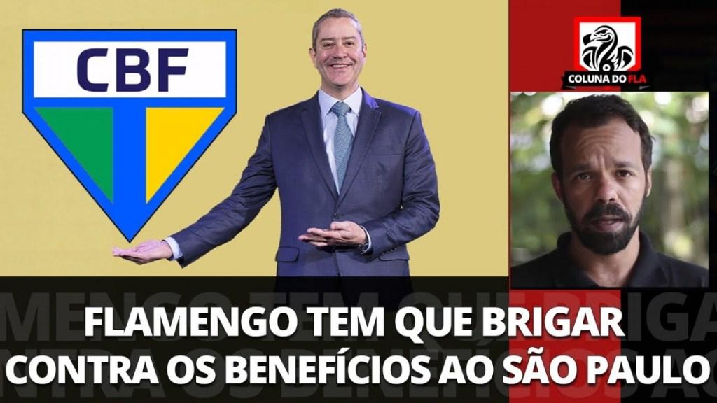 Por que o São Paulo tem tratamento diferente das demais equipes por parte da CBF?