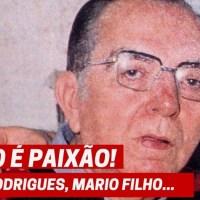 Como explicar o Flamengo? Nelson Rodrigues, Mário Filho, Bastos Padilha...
