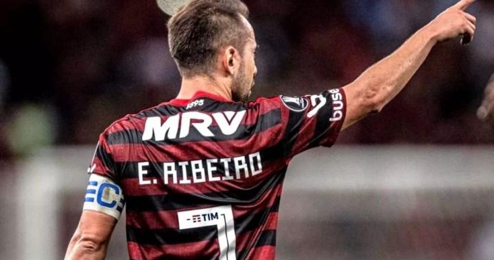 Desde que voltou da Seleção, Everton Ribeiro não foi mais o mesmo pelo Flamengo