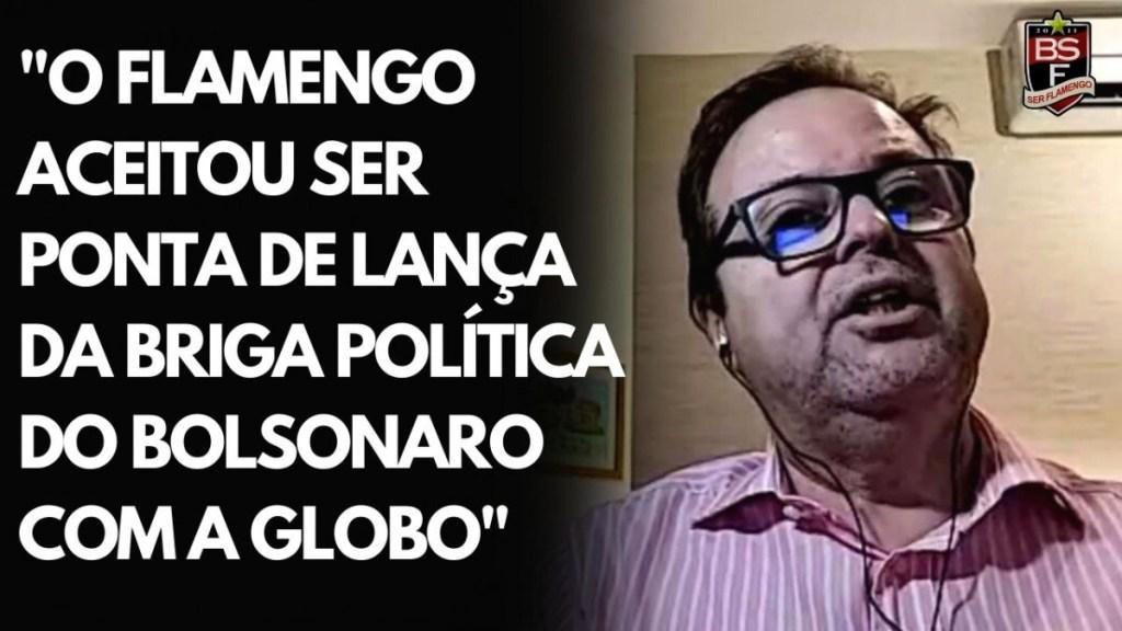 'BRIGA' DO FLAMENGO COM A GLOBO E MARCA PRÓPRIA I #EleiçõesFla2021