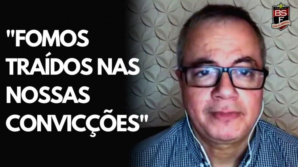 MOTIVOS PARA SER CANDIDATO A PRESIDENTE DO FLAMENGO