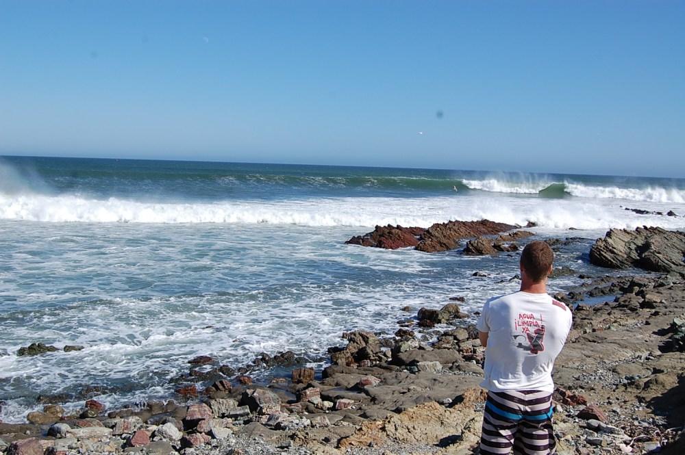Surfing Baja : Punta Abreojos (4/5)