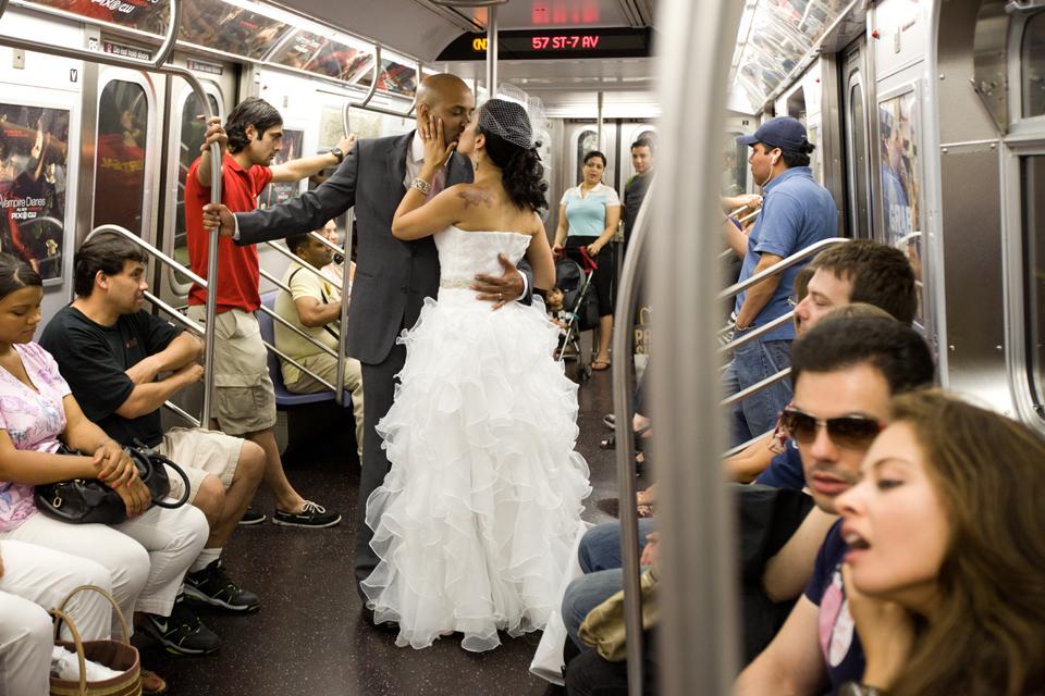 New York City Wedding Photography Times Square Wedding