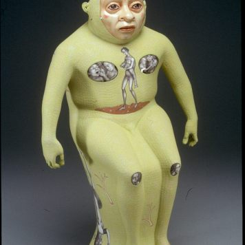 """""""Ribbit,"""" 2004. Collection of Museum of Fine Arts, Houston."""