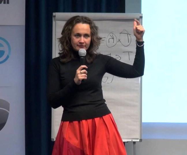 Наталья Одегова. Как маме 2 детей удалось создать собственный тренинг-центр