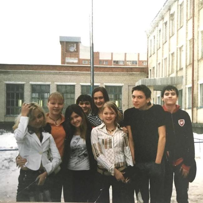 Петр Осипов 15 - 16 лет