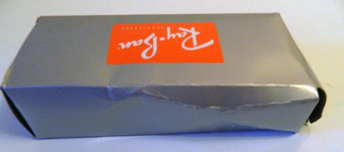 коробка от очков