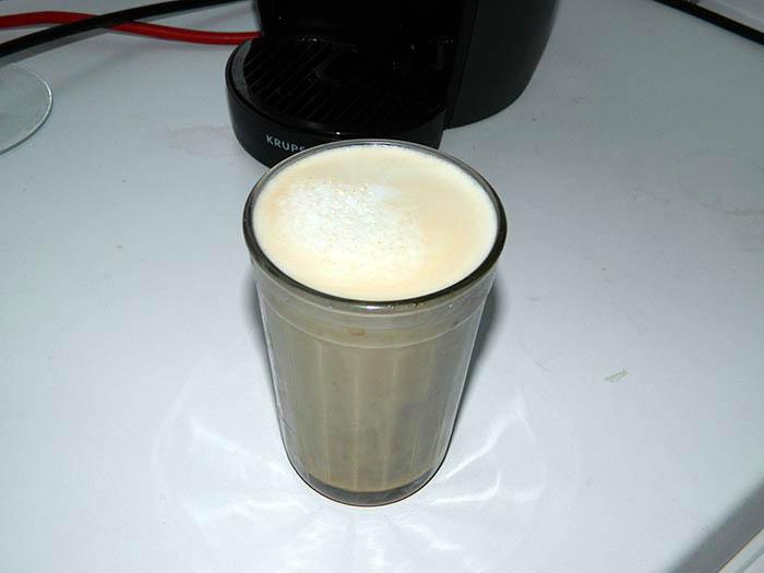кофе с кофемашины нескафе