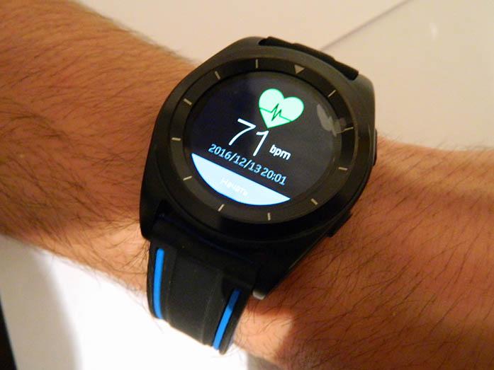 мониторинг сердечного ритма часы