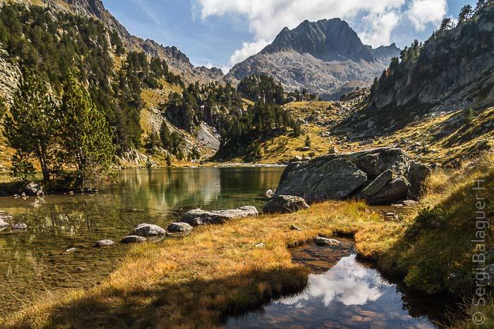 Estany Long de Colomèrs, Parque Nacional de Aigüestortes i Estany de Sant Maurici, Pirineos