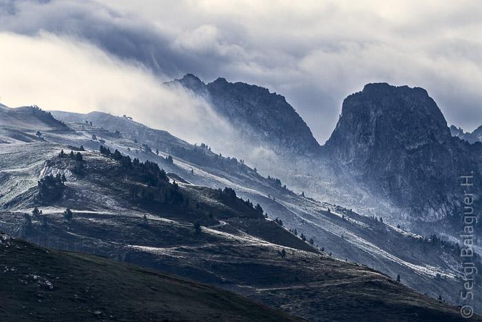 Valle de Ruda, Parque Nacional de Aigüestortes i Estany de Sant Maurici, Pirineos