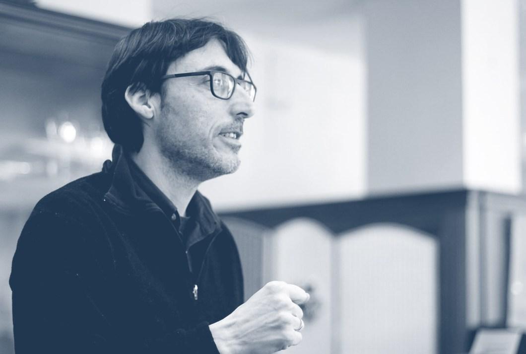 Sergi Bosch Director de Coro en Valencia